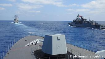 Αυξάνεται η ένταση στην Ανατολική Μεσόγειο