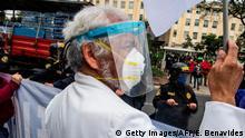 Peru Lima | Coronavirus | Protest
