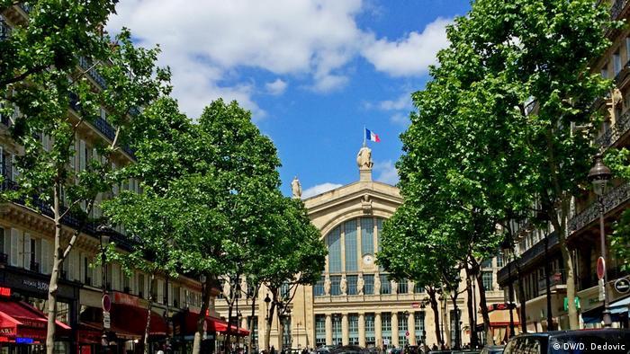 Železnička stanica, Pariz-sever