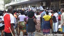 Mosambik |Proteste nach Zyklon Idai