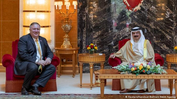 Bahrain | Besuch US-Außenminister Mike Pompeo