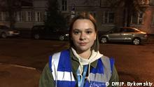 Belarus Aleksandra Boguslawskaya, DW-Korrespondentin in Minsk freigelassen