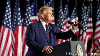 USA Nominierungsparteitag der Republikaner | Donald Trump (Reuters/K. Lamarque)