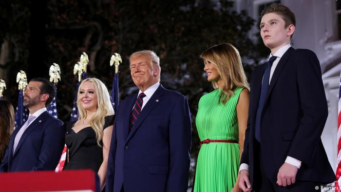 USA Nominierungsparteitag der Republikaner | Donald Trump