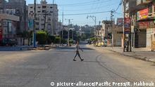 Gaza Streifen | Lockdown wg Coronavirus