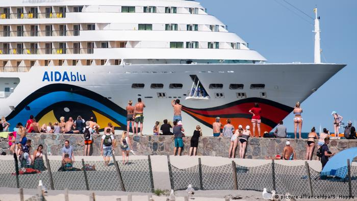 Aida Cruises (picture-alliance/dpa/S. Hoppe)