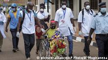 Burundi Gasenyi Flüchtlinge kehren aus Ruanda zurück