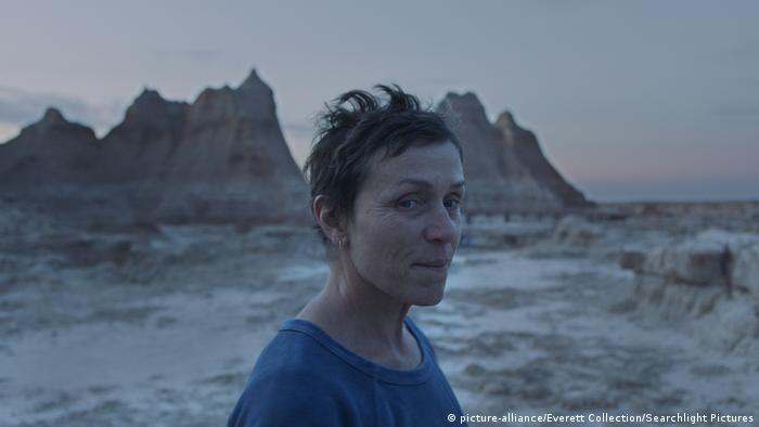Die Schauspielerin Frances McDormand im Film Nomadland