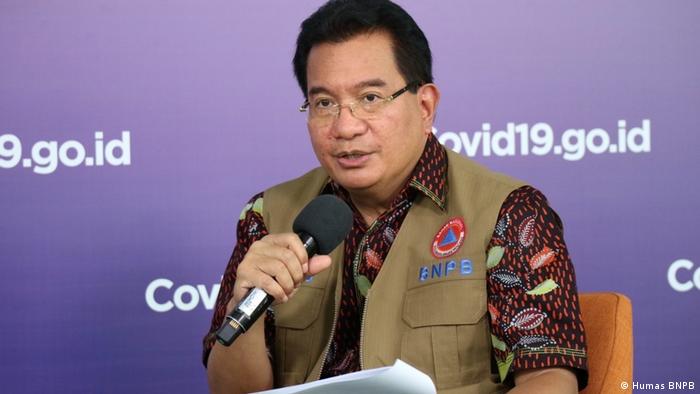 Juru Bicara Penanganan COVID-19 Profesor Wiku Adisasmito