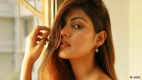 Rhea Chakraborty indische Schauspielerin
