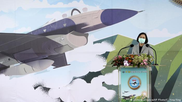 Taiwan | PK Präsidentin Tsai Ing-wen