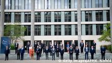Deutschland Berlin   Treffen EU-Außenminister   Gruppenbild