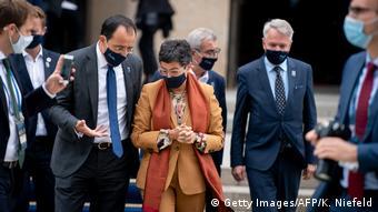 Τα επιχειρήματα του Νίκου Χριστοδουλίδη επείσαν και την ισπανίδα ομόλογό του Αράντζα Κονζάλες