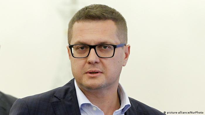 Глава Службы безопасности Украины (СБУ) Иван Баканов