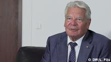 DW Interview | Joachim Gauck