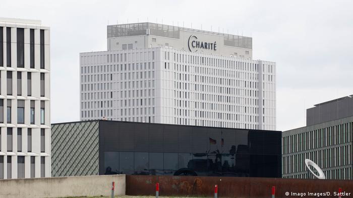 Berlin's Charite clinic