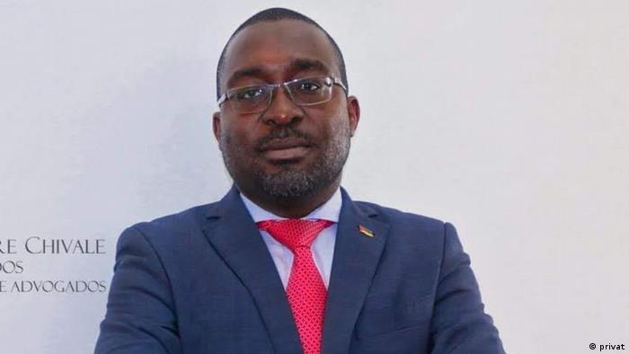 Alexandre Chivale, Rechtsanwalt von Armando Guebuza, ehemaliger Präsident Mosambiks