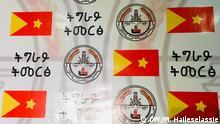28.08 2020 Äthiopien Mekelle | Tigray Wahlkomission Logo