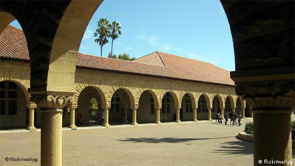 Kalifornien: Stanford University (Foto: http://www.flickr.com/photos/wallyg/4021033982/)