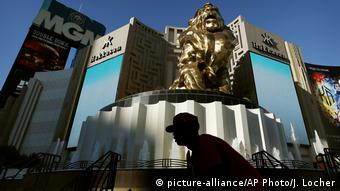 USA | MGM Grand Hotel und Kasino in Las Vegas