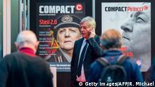 Deutschland Leipziger Buchmesse | Compact Magazin