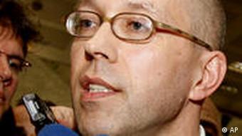 Germany's Deputy Finance Minister Joerg Asmussen