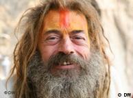 Tim Baba, a Naga Sadhu originally from England