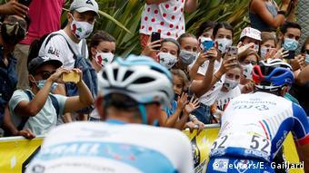 آغاز مسابقات دوچرخهسواری تور فرانسه تحت تدابیر شدید بهداشتی