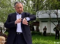 President deposto Kurmanbek Bakiyev
