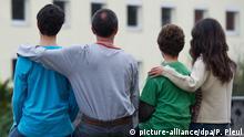 Symbolbild Flüchtlinge Syrien Deutschland