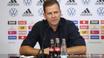 Оливер Бирхофф, генеральный менеджер сборной Германии