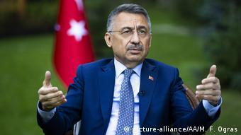 Φουάτ Οκτάι, αντιπρόεδρος Τουρκίας