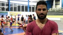 Navid Afkari Iran Demonstrant Todesurteil (UGC)
