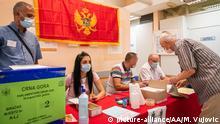 Montenegro Podgorica | Parlamentswahl