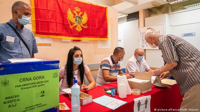 Izbori u Crnoj Gori (30.8.2020.)