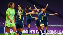 Frauen UEFA Champions League | Finale - VfL Wolfsburg vs Olympique Lyonnais | Torjubel (0:2)
