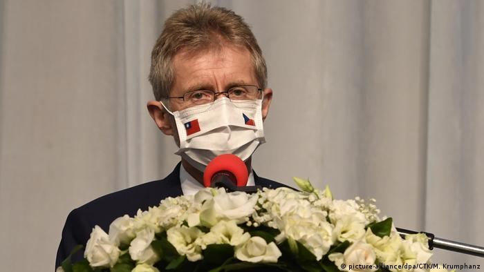 Predsjednik češkog Senata Miloš Vystrčil u Tajvanu