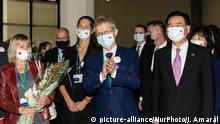 Taiwan Besuch tschechische Delegation Milos Vystrcil