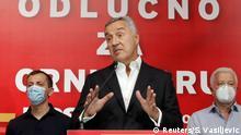 Wahlen in Montenegro