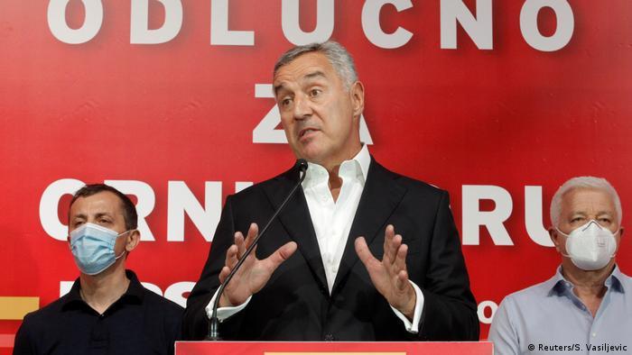 Wahlen in Montenegro (Reuters/S. Vasiljevic)