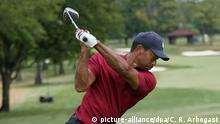USA PGA-Tour BMW 2020 Championship Golf Tiger Woods