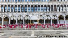 Italien I Coronavirus I Tourismus in Venedig