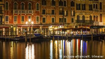 Έρημες γειτονιές στη Βενετία