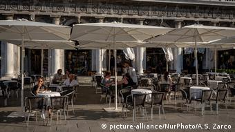 Ciò che vale per caffè e ristoranti in Italia sta cambiando di nuovo