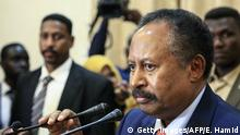 Sudan I Politik I Abdallah Hamdok