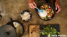 DW Sendung Con saber y sabor | Asien