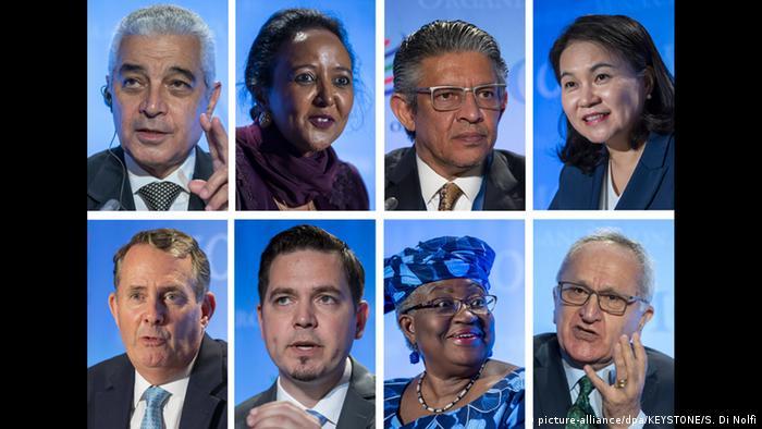 Los candidatos. (picture-alliance/dpa/KEYSTONE/S. Di Nolfi)
