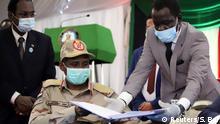 Südsudan Juba Unterzeichnung Friedensvertrag mit Rebellen