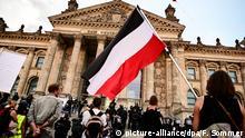 Deutschland Protest gegen Corona-Maßnahmen Berlin
