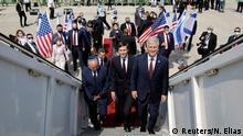 Israelische und US-Beamte fliegen in die VAE